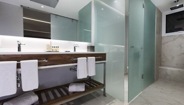 Bathroom Krystal Grand Suites Insurgentes Mexico City