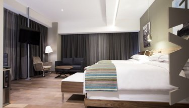 Room Krystal Grand Suites Insurgentes Mexico City