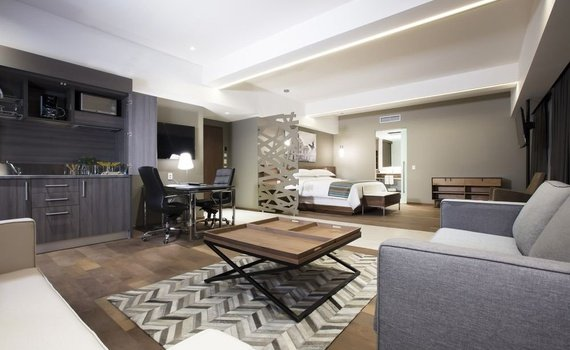EXECUTIVE SUITE Krystal Grand Suites Insurgentes Mexico City