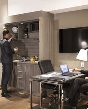 Room Krystal Grand Suites Insurgentes Mexico City