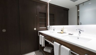Bathroom Krystal Grand Suites Insurgentes Mexico City